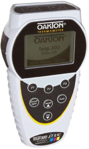 Oakton WD-35427-50 Temp 300 Data logging Thermocouple Thermometer by Oakton