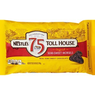Nestlé® Chocolate Morsels 72 Oz (Pack of 2) Nestle Chocolate Chip
