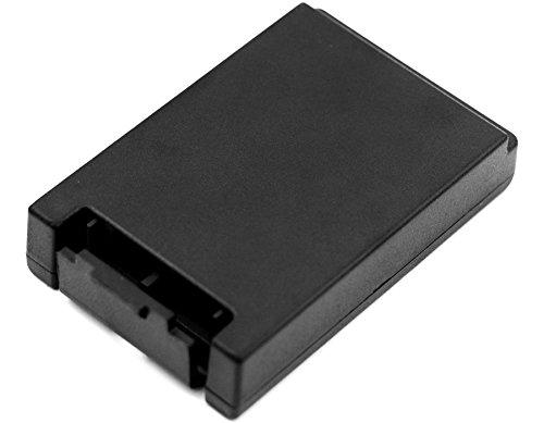 D00004-02 CS-TMX200BX Bater/ía 2400mAh Compatible con Transmitter Tele Radio TG-TXMNL sustituye 22.381.2 TELERADIO TG-TXMNL