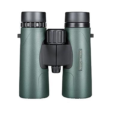 Hawke Sport Optics 35102 Nature-Trek Binoculars, Green, 8 x 42 by Hawke Optics