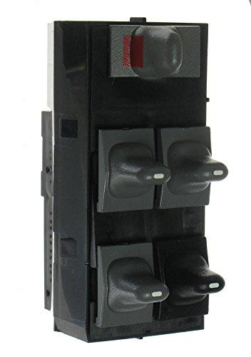 (Front Master Power Window Switch Driver Left for 96-05 Pontiac Grand Am Sedan)