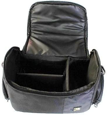 Deluxe Large Carrying Case For Panasonic Lumix DC-GH5 DMC-G85 DMC-GX85 DC-GX850