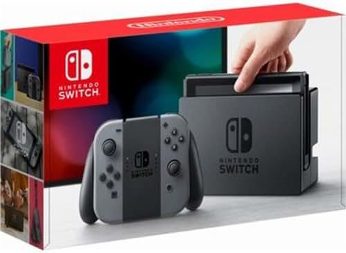 Nintendo Switch - Gray Joy-Con -HAC 001