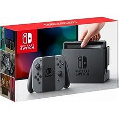 Nintendo Switch - Gray Joy-Con - HAC 001...