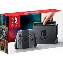 Nintendo Switch Gray Joy Con