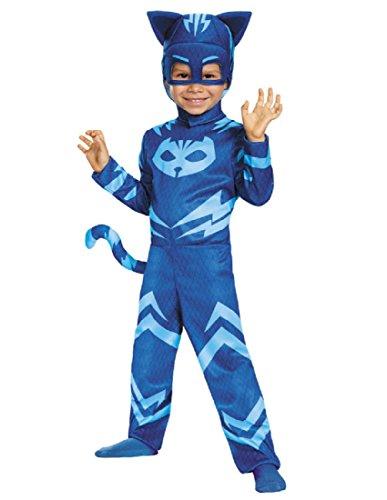 Catboy Classic Toddler PJ Masks Costume,