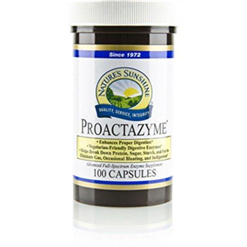 Nature S Sunshine Proactazyme