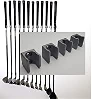 Golf Club Wall 15 Holder. Display. Rack. Hanger