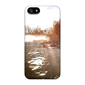 Hot New Skyrim Beautiful Case Cover For Iphone 5/5s With Perfect Design