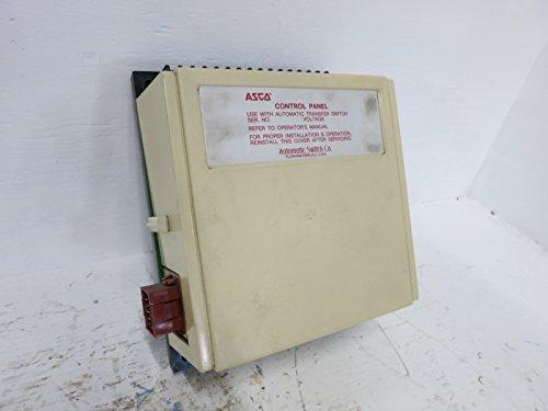 ASCO Control Panel 459666-5E Automatic Transfer Switch ATS 459665-5B 435932-5F