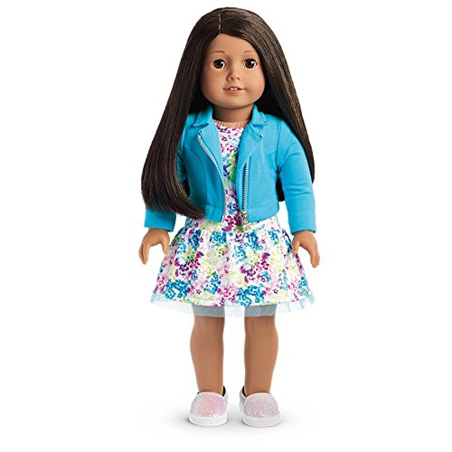 American Girl 2017 Truly Me Doll