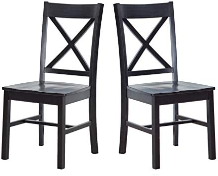 Amazon Brand Ravenna Home Solid Pine Dining Chair