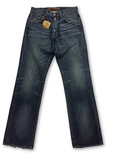 Agave Gringo Sundance Vintage Jeans in Blue Size W32 Cotton