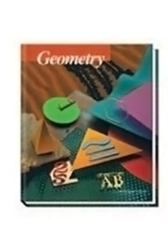 Answer Key to Practice Masters (Houghton Mifflin Geometry)