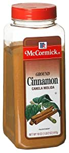 McCormick Cinnamon, Ground, 18-Ounce Units (Pack of 3)