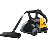 McCulloch MC1275 Heavy-Duty Steam Cleaner with 18...
