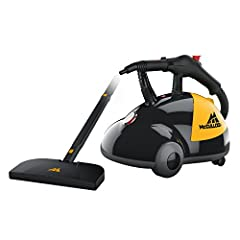Providing 1500 watts of steam power, the MC1275 Heavy-Duty Steam Cleaner requires no chemicals and is easy to use. Ideal for cleaning and detailing cars, trucks, motorcycles, or boats, the cleaner removes grease and grime from engines, wheels...