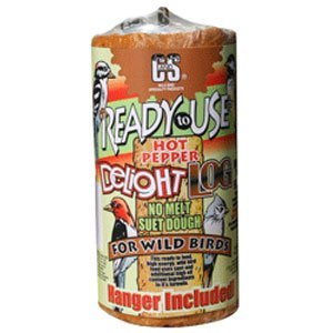 CandS Hot Pepper Delight Log  32 oz, My Pet Supplies