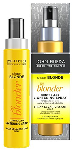 Natural Hair Lightening Spray Amazon