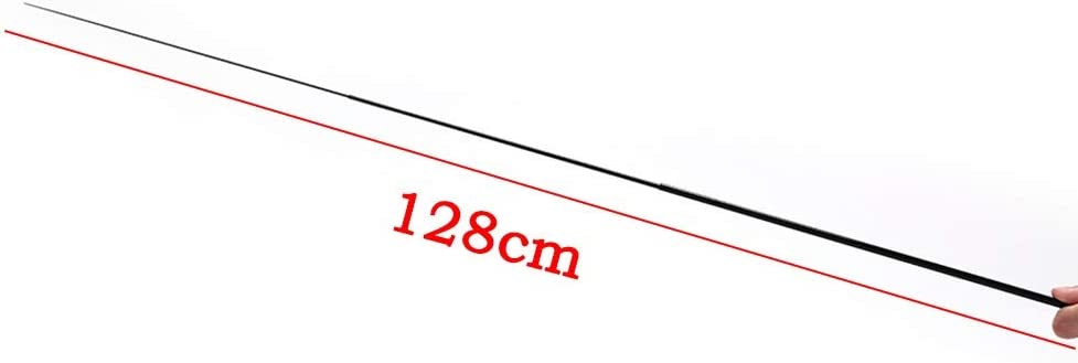 LMEI-QUN Angelrutenspitzen Carbon Angelrutenspitzen Sparefull Size Solid und Hollow Rod Zubeh/ör