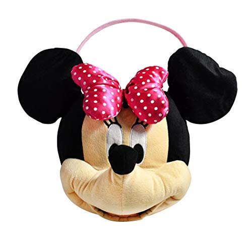 Mickey Easter Basket (Minnie Mouse Jumbo Plush)