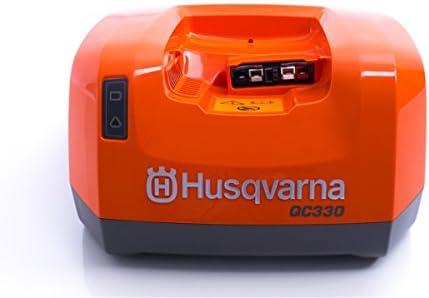Husqvarna Qc330 Schnell Ladegerät 330 W Baumarkt