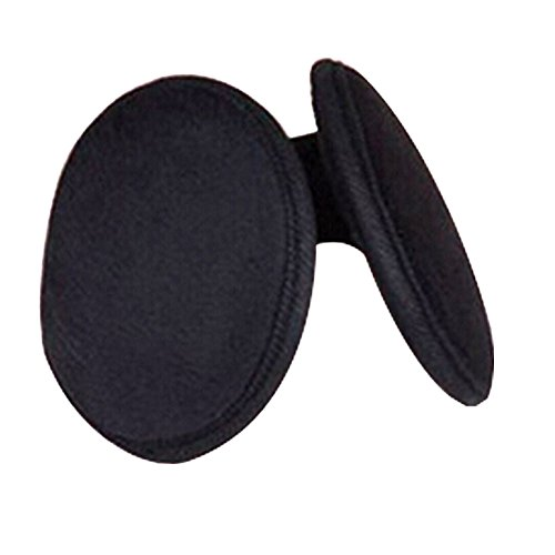 Ear Warmers Men Women Solid Soft Plush Winter Earmuff