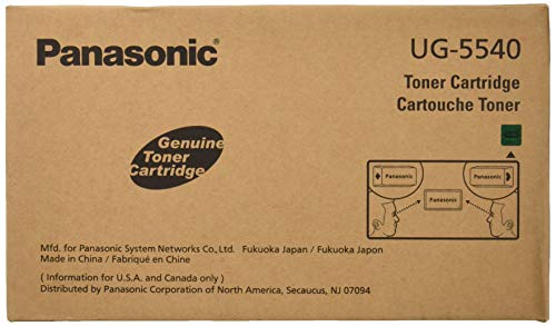 Panasonic UG5540 Black Toner Cartridge