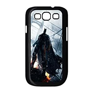 Batman FG0081434 Phone Back Case Customized Art Print Design Hard Shell Protection Samsung Galaxy S3 I9300
