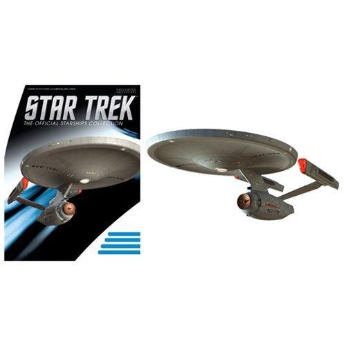 Star Trek Starships Phase II Enterprise Vehicle with Bonus Magazine #5 (USS Enterprise NCC-1701 Phase II Concept) - Enterprise Ncc 1701 Vehicle