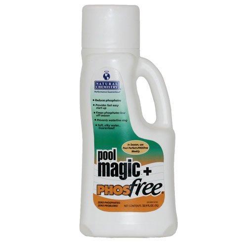 Natural Chemistry Pool Magic Plus Phos-Free - 1 Liter - Magic Phos