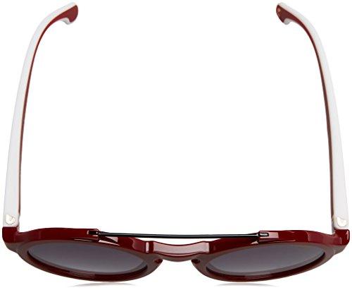 1002 Carrera Sonnenbrille Sf Rojo S Dark White Grey Red xqPUaqA5w