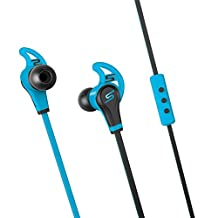 SMS Audio STREET by 50 Cent, Sport Earbud Headphones, Blue