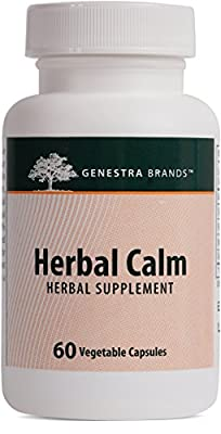 Genestra Brands - Herbal Calm - Sleep and Relaxation Support* - 60 Capsules
