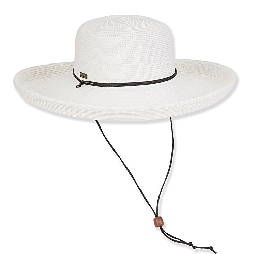 50dacf29355ff Sun-N-Sand-Womens-Wide-Brim-Summer-Floppy-