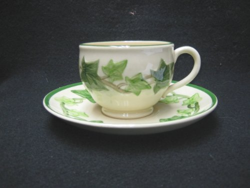 FRANCISCAN CUP/SAUCER, 2 5/8