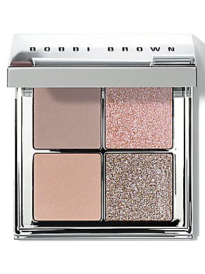 Bobbi Brown Nude Glow Nude Eyeshadow Quad Palette Collection