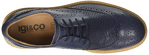 IGI&Co Herren UFX 11050 Sneaker Blu (Blu)