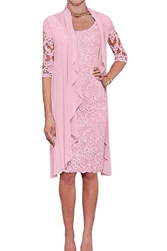 Vestido para 54 Estuche mujer Rosa Topkleider waU78qZxw
