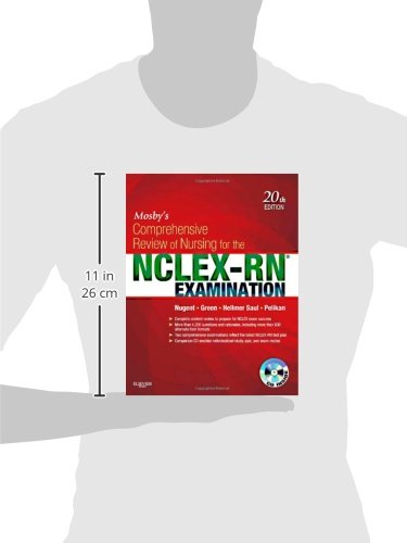 Mosby's Comprehensive Review of Nursing for the NCLEX-RN Examination (Mosby's Comprehensive Review of Nursing for NCLEX-RN Examination)