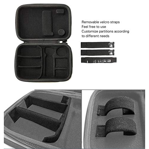Wikiwand Mini Carrying Case for OSMO Pocket Drone Portable Handheld Hard Bag by Wikiwand (Image #6)