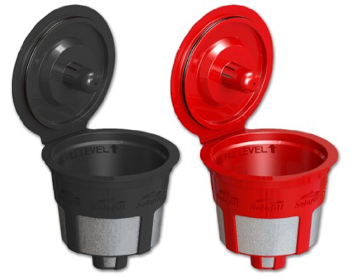 Solofill  Cup, Refillable Cup For Keurig Single serve cup...