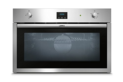 Lofra FAS96GE Gas natural 95L 1800W Acero inoxidable - Horno ...