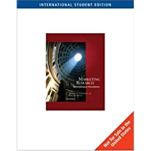 Marketing Research: Methodological Foundations, 9th Edition by Dawn Iacobucci (2004-08-01)