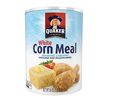enriched corn meal - 4