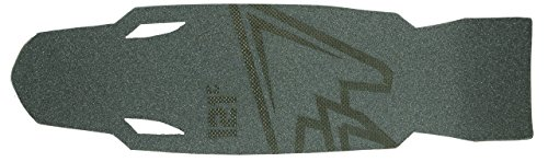 121C Boards Rover Carbon Fiber Skate Small Cruiser Board - Standard Weave Deck Only (Pure Carbon)