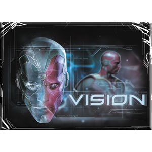 Marvel Magnet Avengers Age of Ultron Vision -