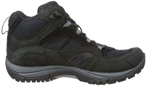 Chaussures Black Azura Fille Noir de W's Mid Hautes Black GTX Merrell Randonnée IvCqUwRU