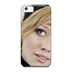MMZ DIY PHONE CASETop Quality Case Cover For iphone 5/5s Case With Nice Hilary Duff Appearance