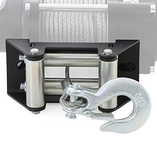 Smittybilt 98204 XRC-4 Comp-Series Winch - 4,000 lbs Capacity